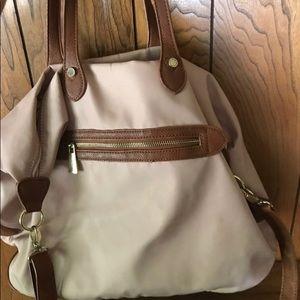 Steve Madden Bags - Steve Madden rose colored tote/shoulder bag
